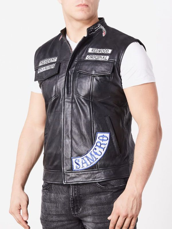 Pin On Sons Of Anarchy Jax Teller