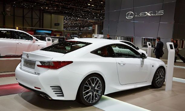New Lexus Sport 2015