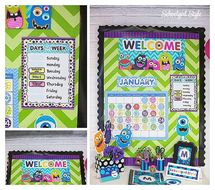 Monster Classroom Decor ~ Best monster classroom theme images on pinterest