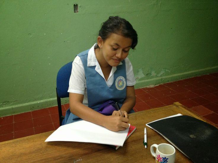 Educación y Pedagogía - enseñanza aprendizaje y formación en Cartagena Co.: Stephanny Galeano Urzola Personera Estudiantil INE...