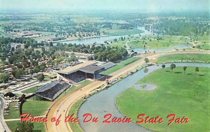 The Du Quoin State Fair Grounds - Du Quoin,Illinois