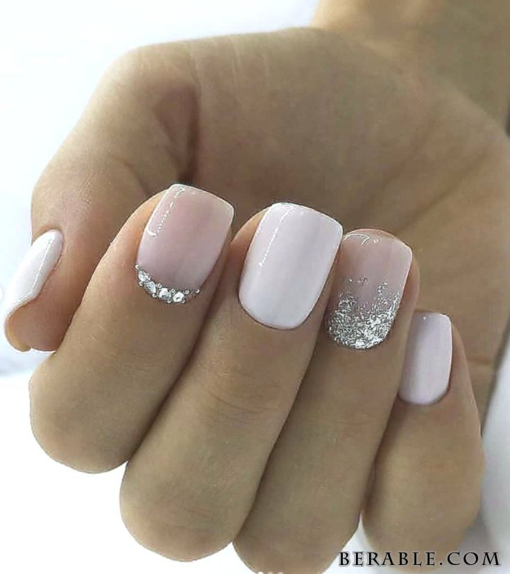 87 Cute Short Acrylic Square Nails Ideas For Summer Nails Pink Gel