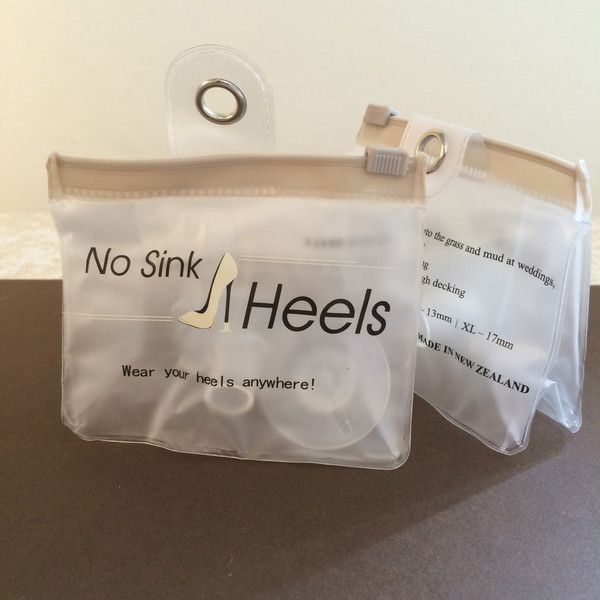 heel stoppers wedding - Google Search