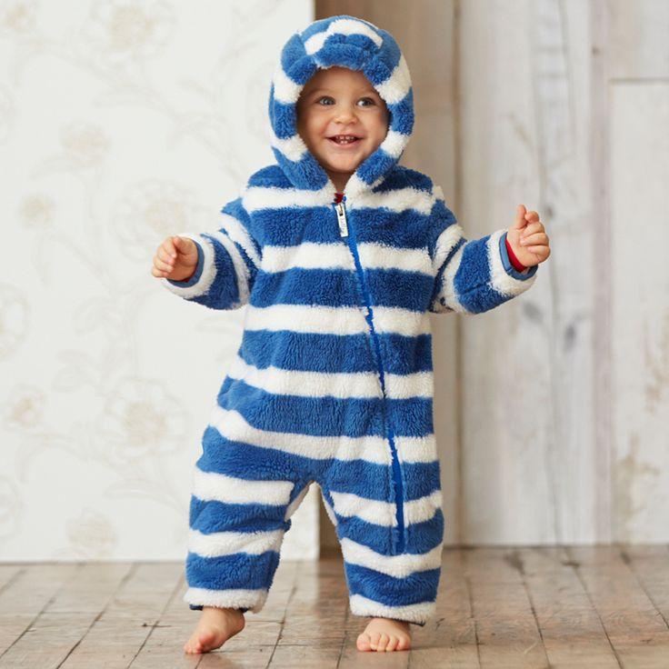 Bundle your little one up!  #Hatley #Fleece #Baby #Fashion #Cozy