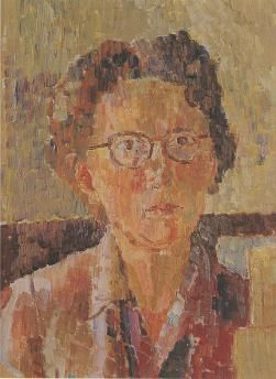 Grace Cossington Smith, Self-portrait, 1948