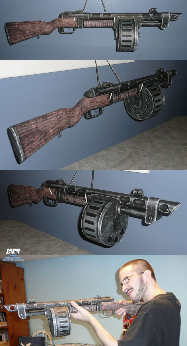 Fallout Combat Shotgun Assembled by ~billybob884 on deviantART