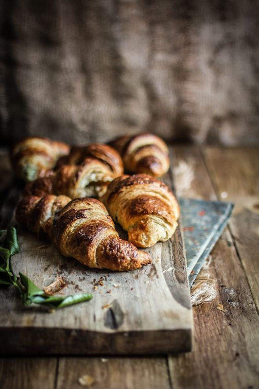Croissants Three Ways: | Pinterest: @xchxara