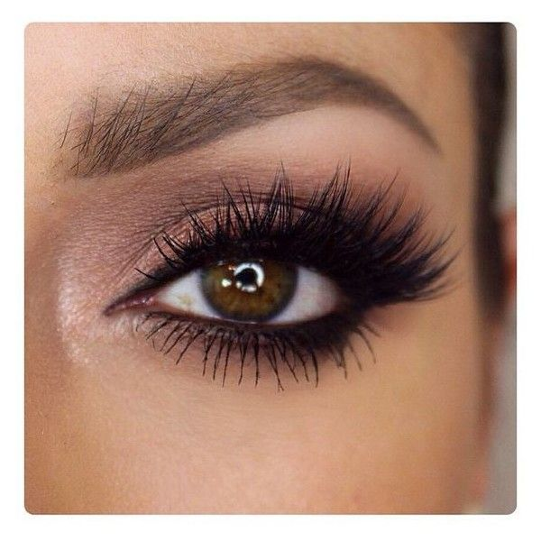 """House of Lashes® on Instagram: """"? Stunning shot with our """"Iconic""""... ❤ liked on Polyvore featuring beauty products, makeup, eye makeup, eyeshadow, eyes, palette eyeshadow and eye brow makeup"""