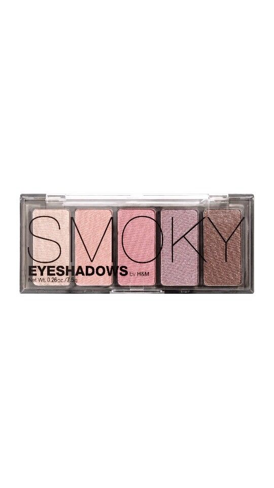 Smokey eyeshadows h&m koraal