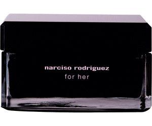 Narciso Rodriguez for Her crema corpo (150 ml) una coccola soffice e profumata per la nostra pelle su idealo.it, il tuo comparatore prezzi in Italia. Confronta prezzi e caratteristiche per Narciso Rodriguez for Her crema corpo (150 ml) e altri prodotti della categoria Prodotti per cura del corpo su idealo.it.