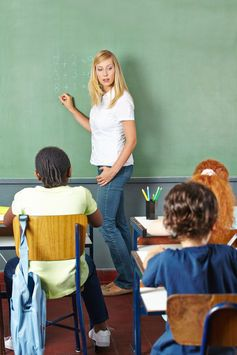 'Chalk and talk' teaching might be the best way after all - click through for article