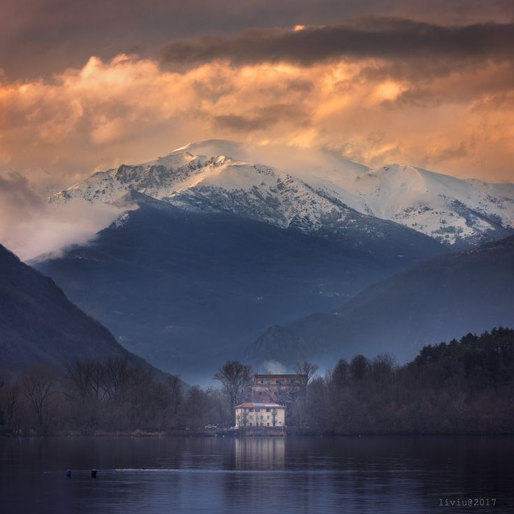 Lago di Avigliana  #myValsusa 06.03.17 #fotodelgiorno di Liviu Bacila Photography