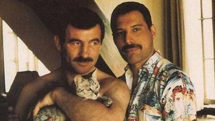 Sale a la luz el álbum de fotos de Freddie Mercury y su última pareja - Entiendes