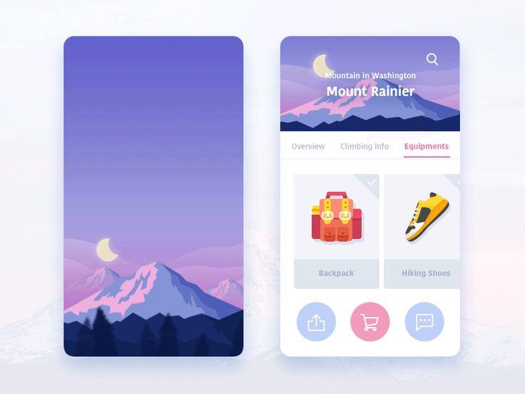 UI Interactions of the week #37 — Muzli -Design Inspiration