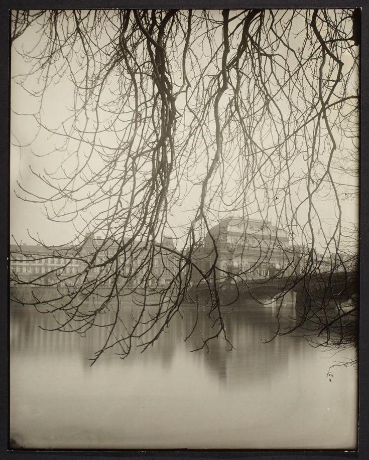 "membrane: "" Josef Sudek / Prague, The Nation Theater Across The River """