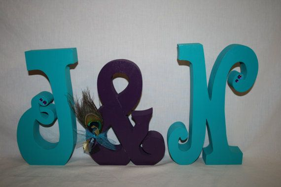 Hey, I found this really awesome Etsy listing at http://www.etsy.com/listing/125814372/peacock-wedding-decor-peacock-wedding