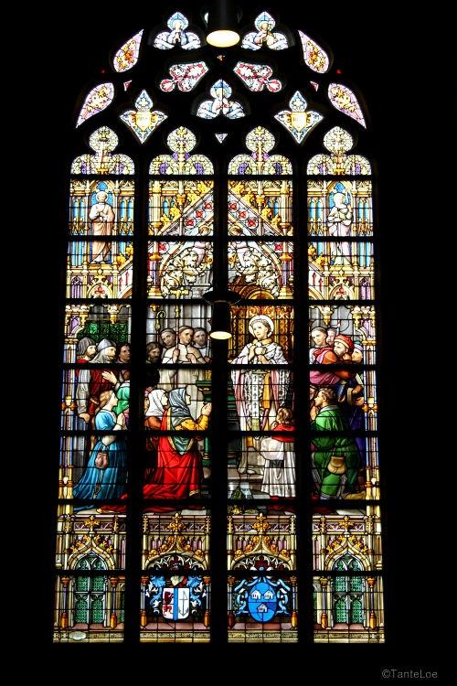 Church in Den Bosch Holland