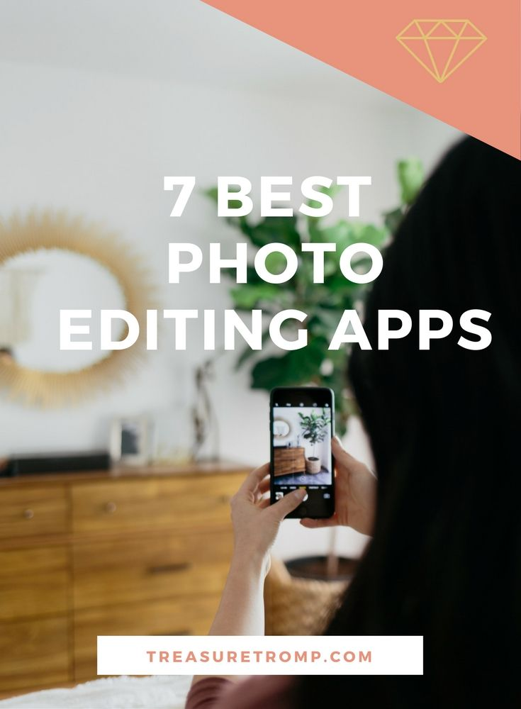 The 7 best photo editing apps on Andriod and iOS. Perfect for travel bloggers. Snap, edit, and share your adventures.