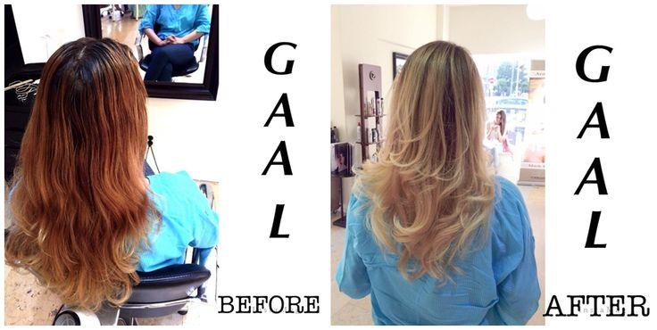 Un lucru este cert, blondurile sunt in trend!!!