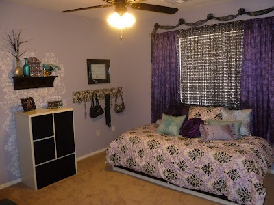 Modern Vintage Teen Bedroom