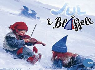 JUL I BLÅFJELL = førjulsmagi! I år spilles stykket på Oslo Nye.
