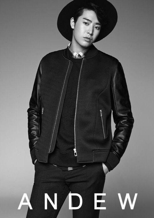 Park Min Woo - Andew F/W 2014