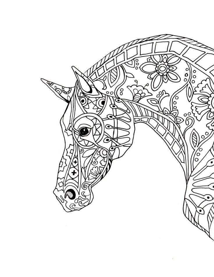 ber 1000 Ideen Zu Malvorlagen Pferde Auf Pinterest Malvorlagen