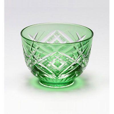 東京都 江戸切子 カットグラス H-05 冷茶