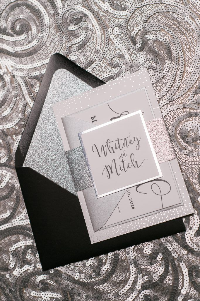 166 best amazing new year's eve weddings images on pinterest, Wedding invitations