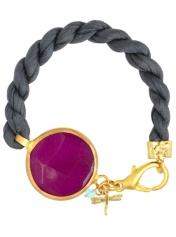 Lite Kalabalik Macarone Silk Bracelet