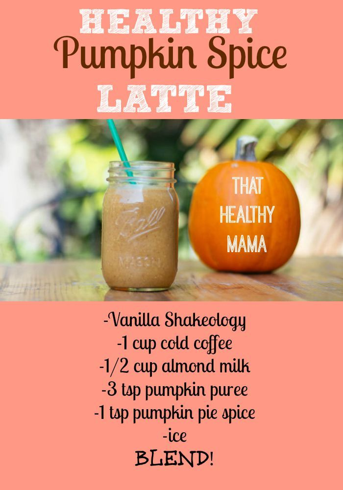 "It's that time of year that pumpkin stuff is everywhere! Trade your Starbucks money for this SUPER healthy Shakeology ""treat"".  You can enjoy this one EVERY day guilt free because you're actually F..."
