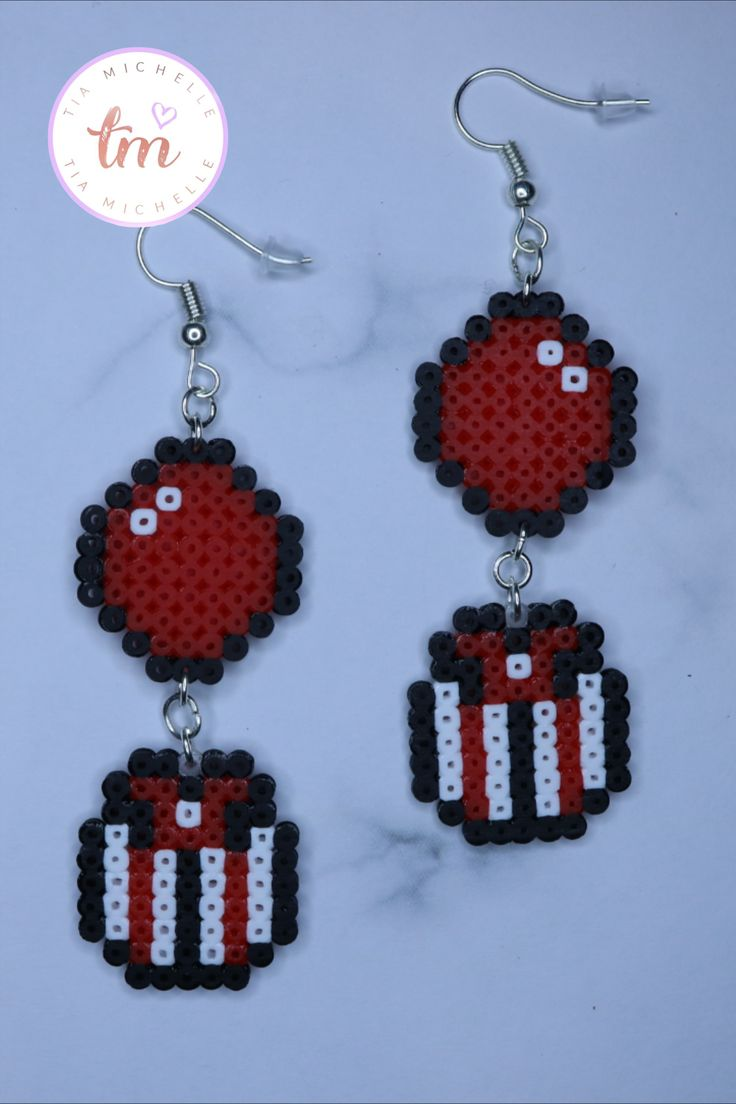 Animal crossing balloon with present earrings necklace