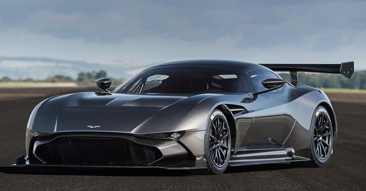 One of the only 24 Aston Martin ever made of the Vulcan is for sale in Cleveland for $3.4 million.