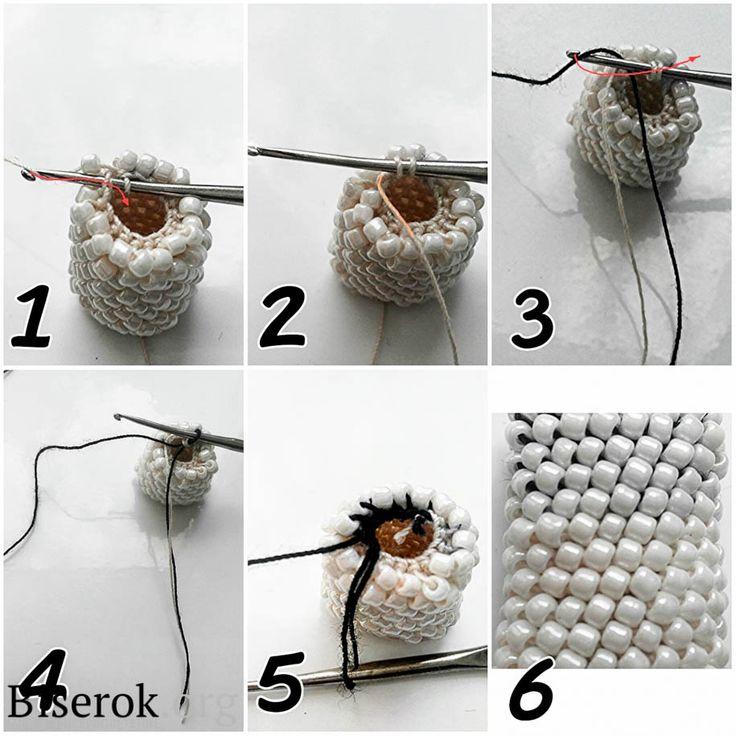 вязание из бисера