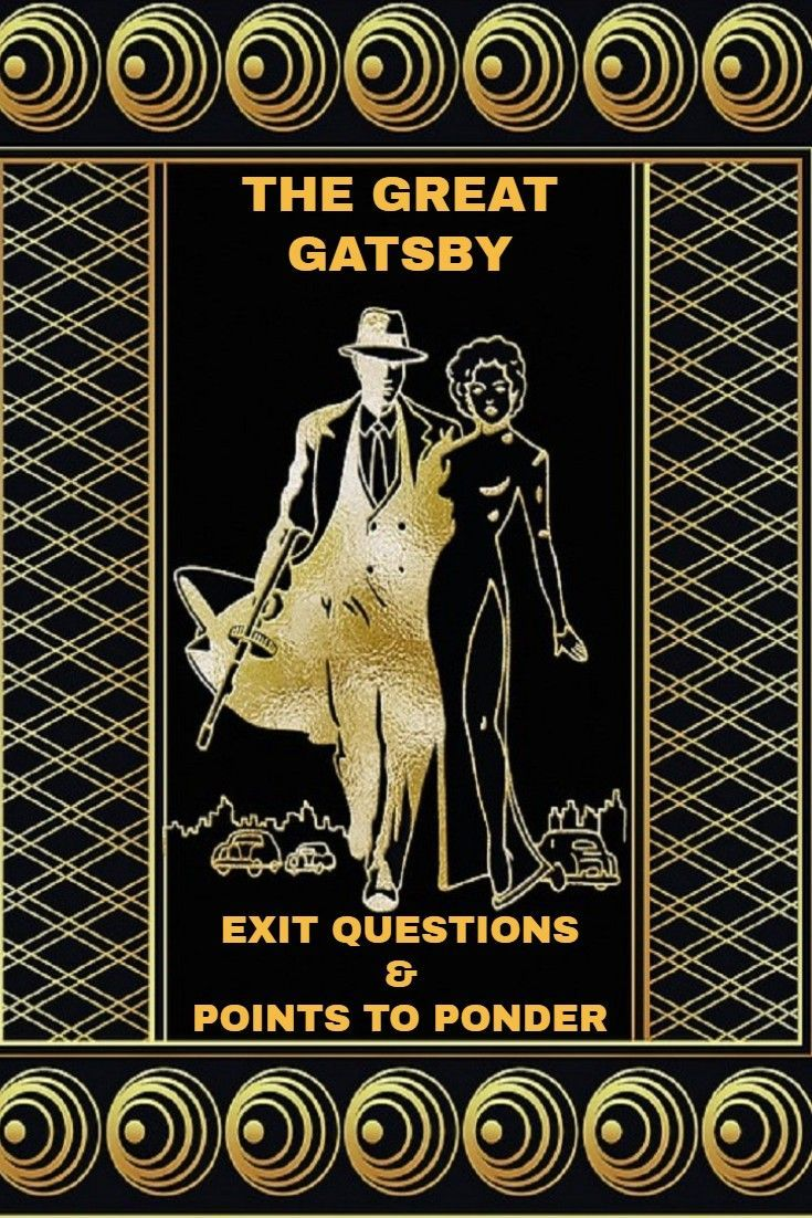 class in the great gatsby