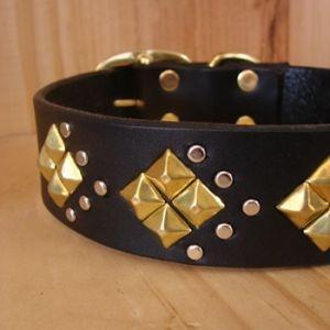 Sula Leather Collar
