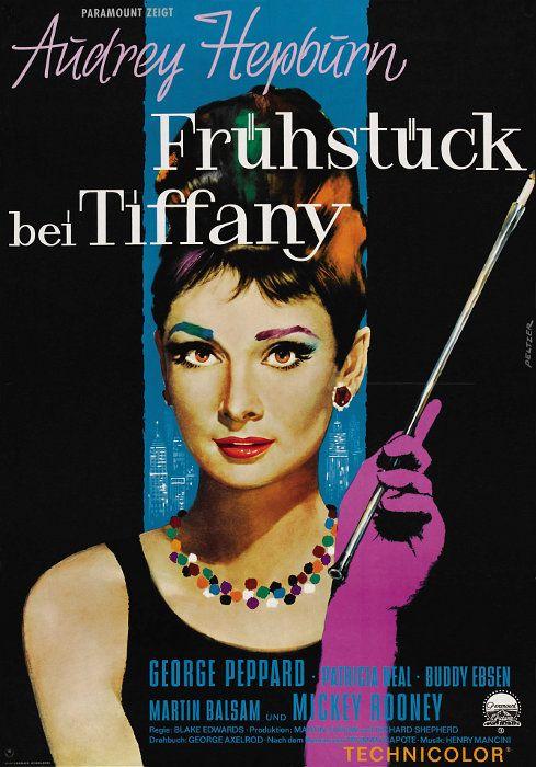 Frühstück bei Tiffany, absoluter Lieblingsfilm - immer wieder ein Klassiker