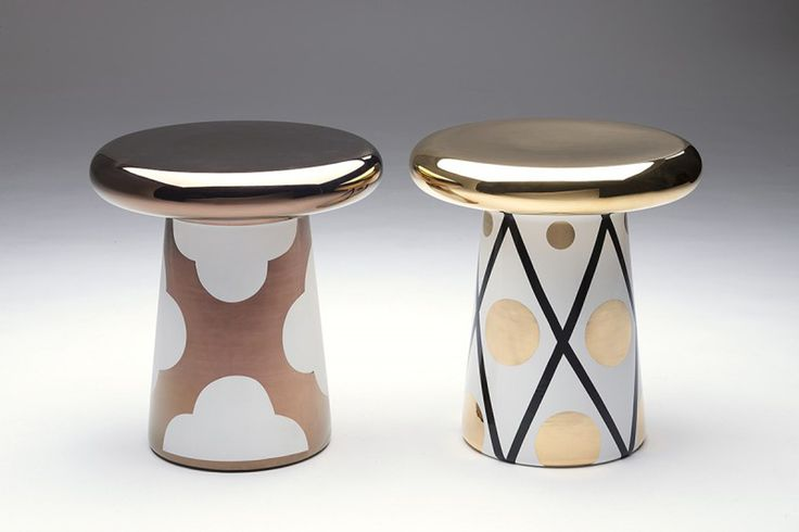Jaime Hayon for Bosa - T table stools