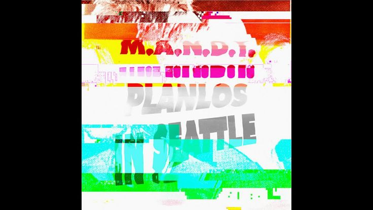 M.A.N.D.Y. - Planlos in Seattle (Prins Thomas Diskomiks)