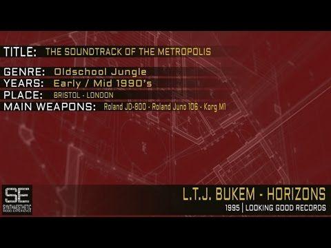 L.T.J. Bukem - Horizons (Looking Good Records   1995)