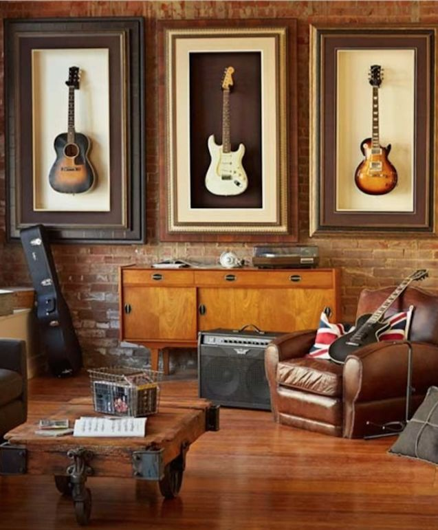 Yes we can! We can almost frame anything at Wendy Davis Custom Framing. Take a look at these beautiful guitars on display. Give us a call today: 412-559-8715 ---------------- #guitars #frame #custom #framing #music #guitar #picture #frames