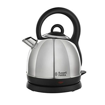 Russell Hobbs Dome Kettle 19191, 1.8 L, 3000 W - Stainless Steel Silver