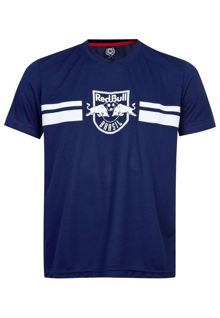 Camiseta RED BULL Azul - Compre Agora | Dafiti Brasil