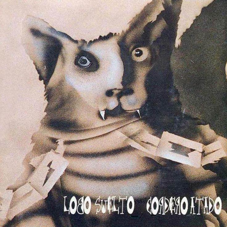 Caratula Frontal de Patricio Rey Y Sus Redonditos De Ricota - Lobo Suelto Cordero Atado Cd1
