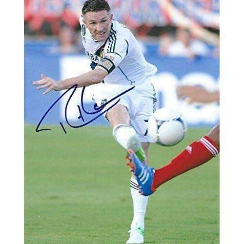 Robbie Keane, Los Angeles Galaxy, Ireland National Football Team, Signed, Autographed, Soccer 8x10, Photo, a Coa with the Proof Photo of Robbie Signing Will Be Included.