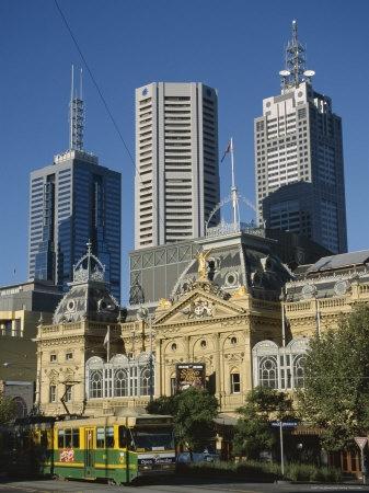 Princess Theatre, Spring Street, Melbourne, Victoria, Australia  by Ken Gillham