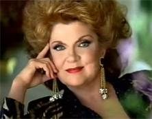 The beautiful Darlene Conley from The Bold and the Beautiful