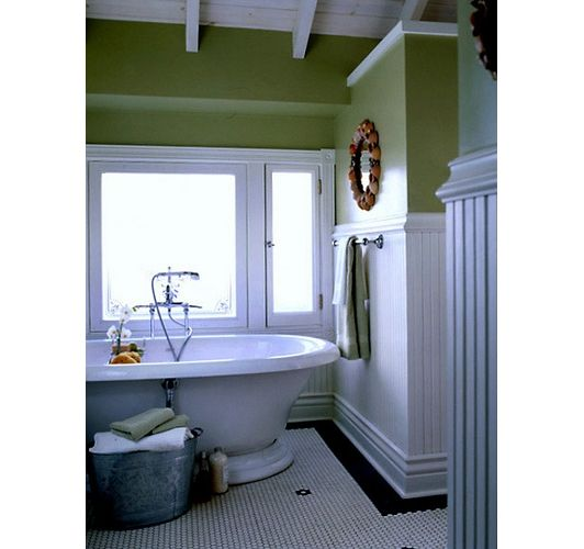 Small Bathroom Colors