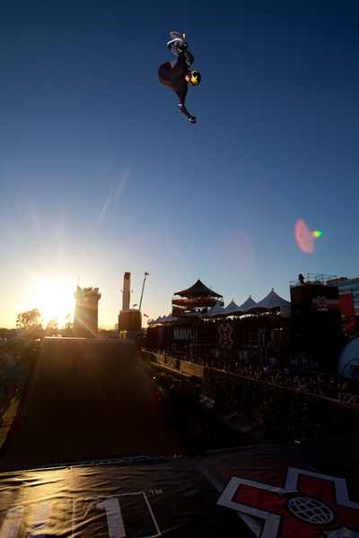 X Games Los Angeles 2012