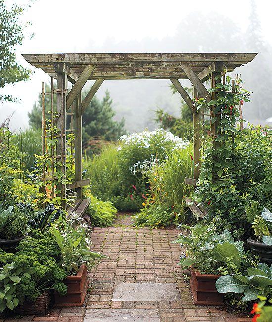 65 Best Potager Gardens Images On Pinterest: 169 Best Kitchen Gardens Images On Pinterest